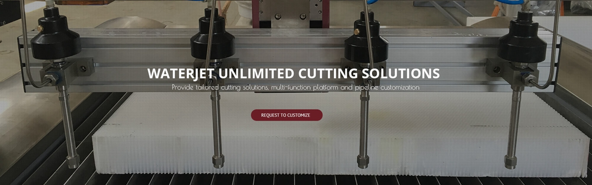 WATERJET UNLIMITED CUTTING SOLUTIONS