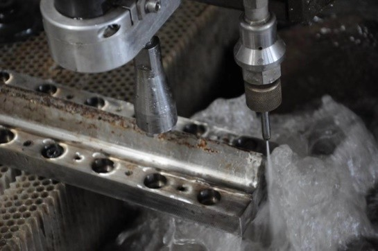 The Advantages of High Pressure Waterjet Cleaning