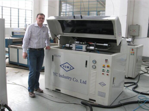 YC Water Jet Cooperates With The HYPERTHERM Of USA And Gain Global Customers' Favor