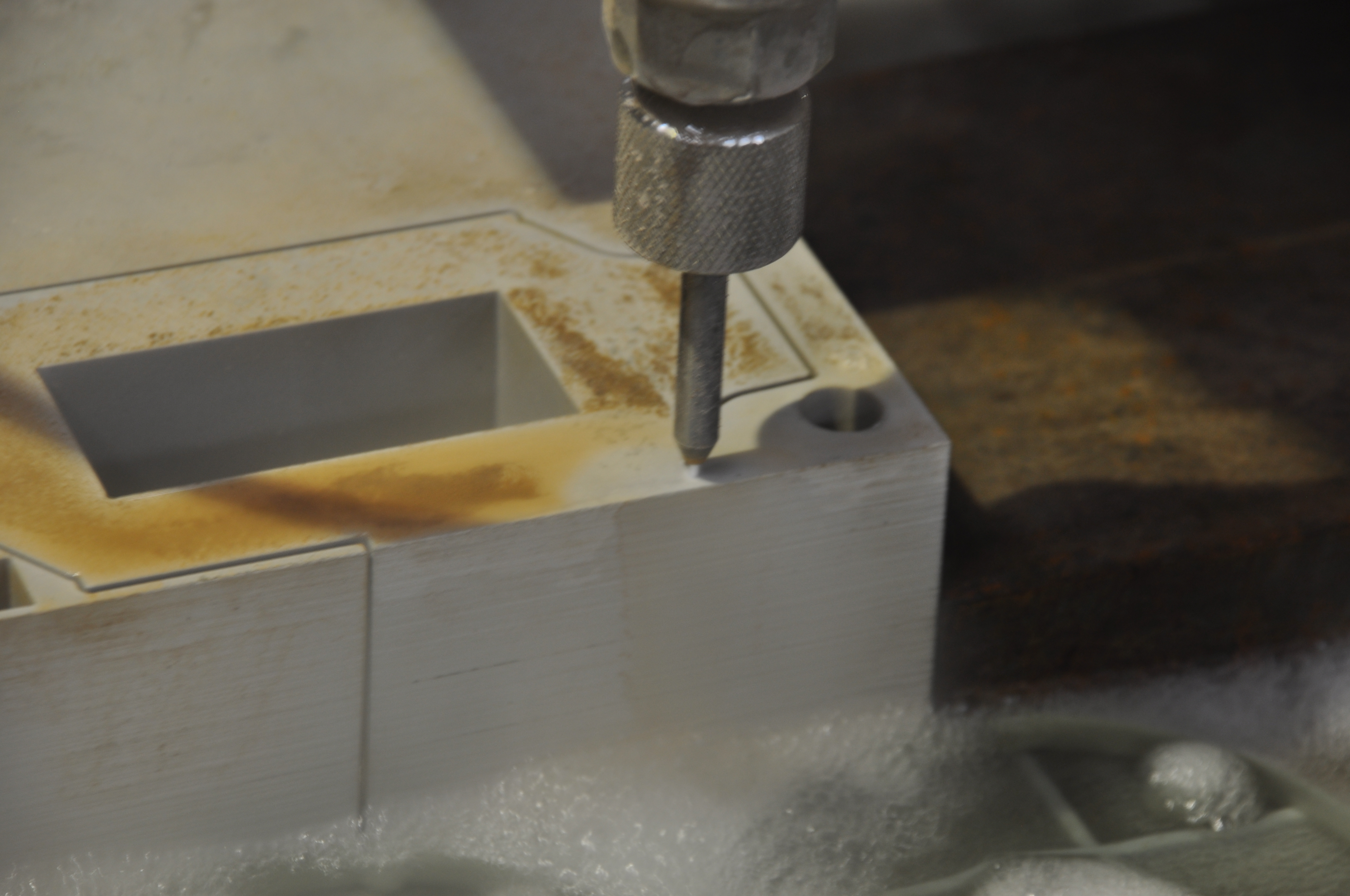 Function and Selection Standard of Water Jet Cutting Abrasive